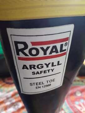 Botas royal de seguridad