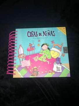 Libro para niñas