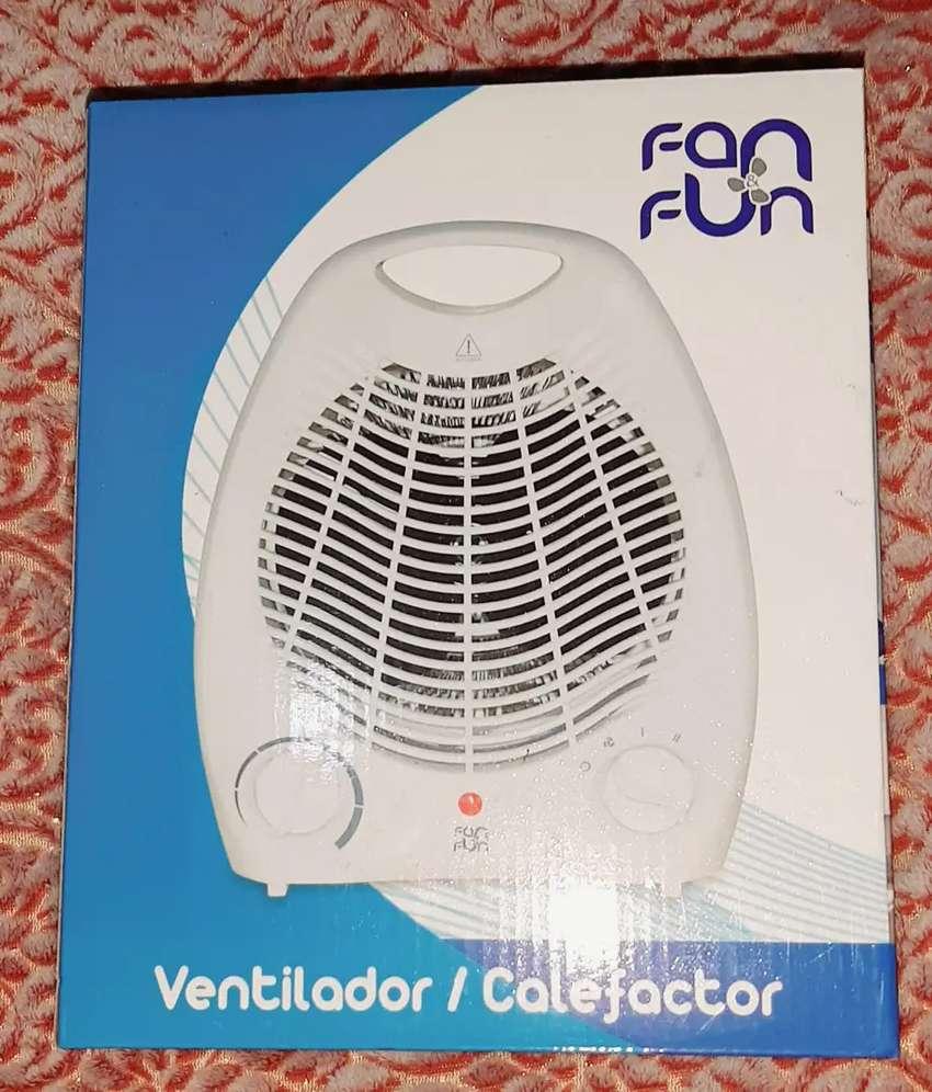Ventilador y calefactor 0
