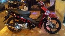 Vendo moto suzuki 115