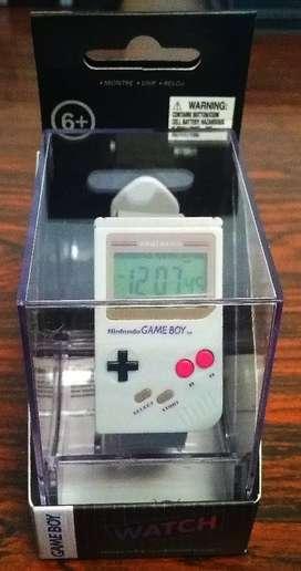 Reloj gameboy