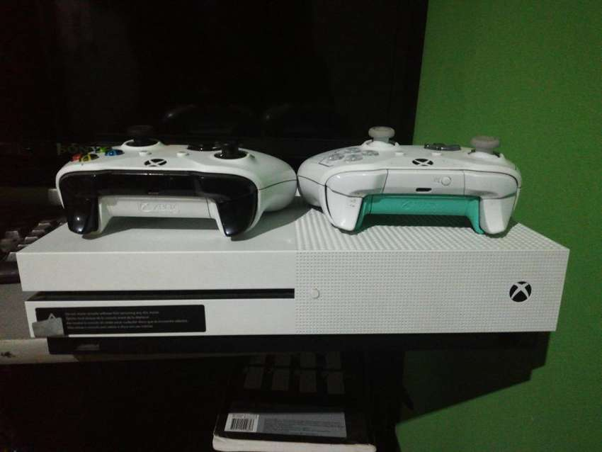 Xbox One S 1 Tera 0