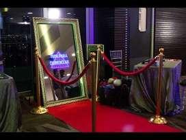 Alquiler Espejo Magico en Cordoba - Cabinas de Fotos Crash