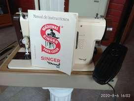 Maquina de coser Singer Dual 802 - liquidada
