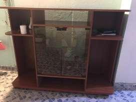 Mueble-escritorio para TV