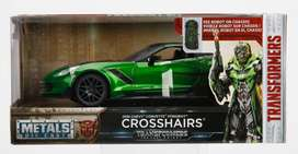 Auto Transformers Crosshairs Metal die cast Original
