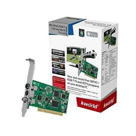 TARJETA SINTONIZADORA KWORLD DIGITAL PCI TV TUNER (KW-PC135-AF)