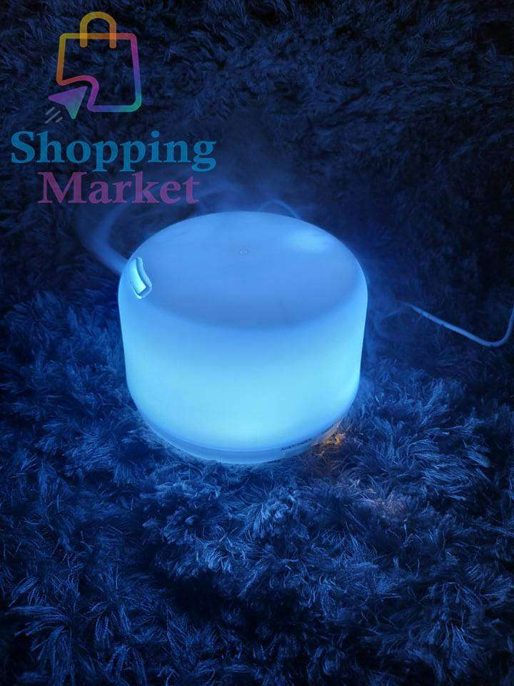 Humificador de Aroma LED