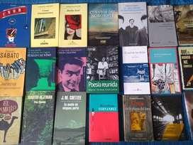 Literatura, novela, ensayo. Excelente estado