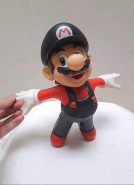 Figura Mario Galaxy de vinilo, Mario Bros