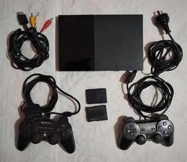 Play Station 2 + Juegos