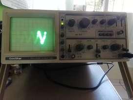 Osciloscopio Goldstar os 9040d