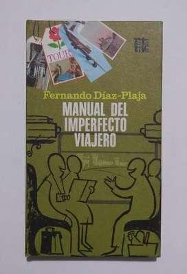 Manual del imperfecto viajero por Fernando Diaz-Plaja