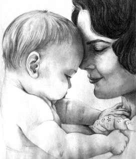 Dibujo Profesional para Mamá