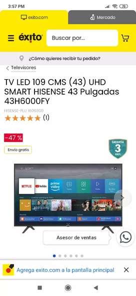 Venta Televisor Smart