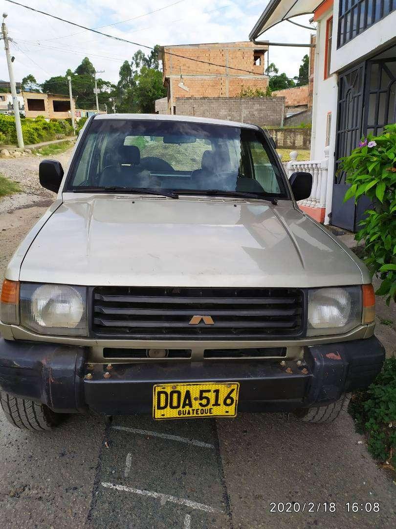 Vendo montero Mitsubishi 0