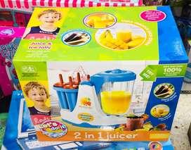 Maquina de jugos niños