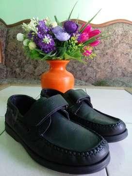 Zapatos Cuero Marcel Original N35
