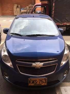 Chevrolet spark modelo 2012 versión full