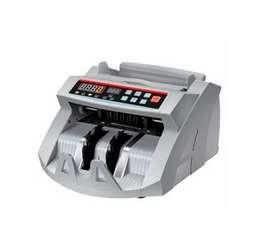 Máquina contadora de billetes luz ultravioleta detección magnética Bill counter world