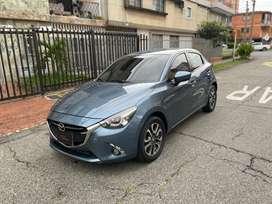 Mazda 2 grand touring automatico 2016