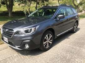 Subaru Outback 2019, 1,700km. Nuevo.