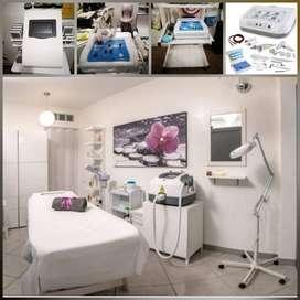 Centro de Estética facial, corporal y spa