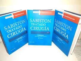 Tratado de Cirugia Sabiston 20va Edicion