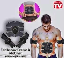 Estimulador 3 en 1 (abdomen y Brazos)