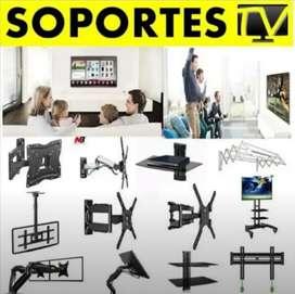 Soporte De Tv Argodinamico