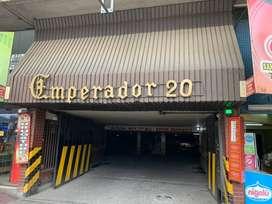 VENDO COCHERA EDIFICIO EMPERADOR XX CALLE BUENOS AIRES