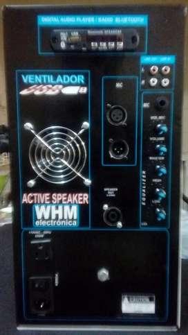 Modulo Amplificador para Cabina 18