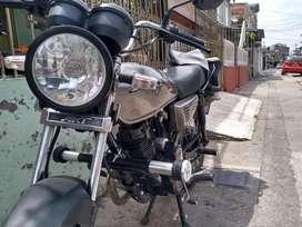 AKT 125 Modelo 2006 Papeles al día