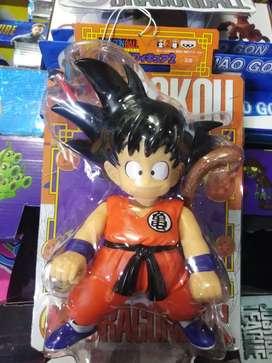 Goku y Krillin Banpresto Nuevos
