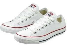 Zapatos Converse Blancos talla 39 Unisex