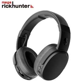 Audifonos Skullcandy crusher wireless bluetooth negro