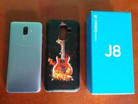 Samsung J8 Plus 32GB y 3 GB RAM