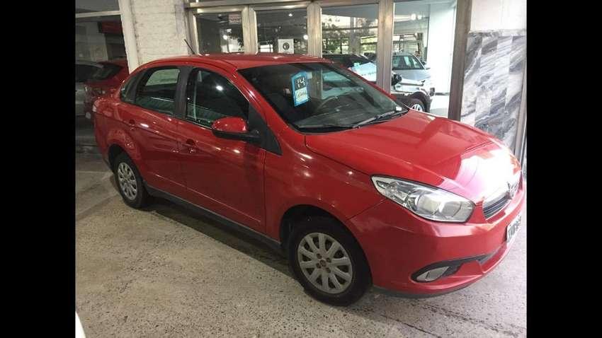 Fiat grand siena 2014 0