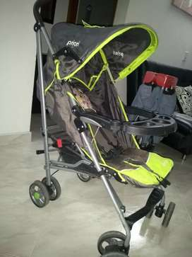 Coche reclinable
