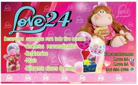 Desayunos sorpresa Love24