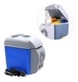 Cooler Conservador De Alimentos Portatil 12v Autos 7.5 Litro