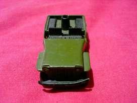 Jeep Matchbox England N:36 Año 1978 Sin Caja Una Rueda Rota
