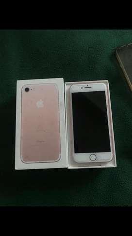 Iphone 7 semi nuevo !