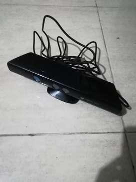 Vendo o cambio Kinect Xbox 360 con dos juegos