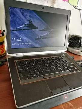 Dell latitude E6420 i7, RAM 8GB, SSD 240gb