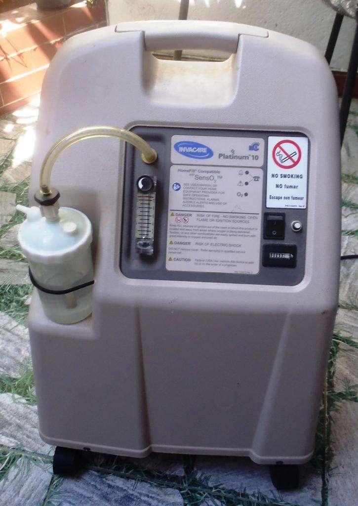 Concentrador De Oxigeno 10 Litros Casi Nuevo 0