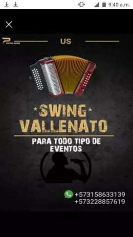 Swing vallenato