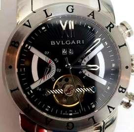 Reloj Automático Bvlgari Sd38s L2161