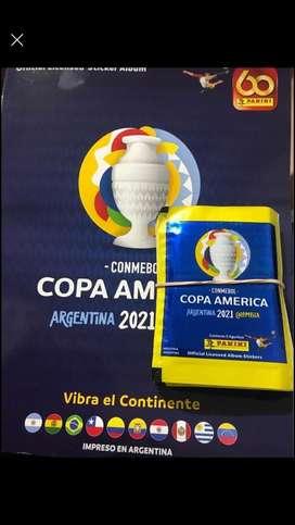 Figuritas Copa America