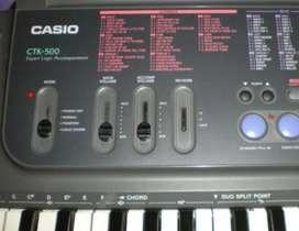 Vendo órgano Casio CTK 500